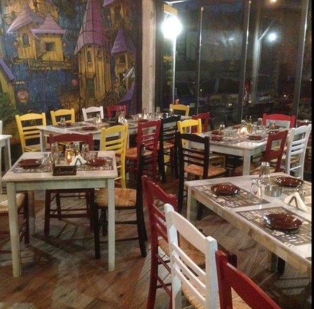 Kosmogonia atene ristorante recensioni numero di for Ristoranti ad atene
