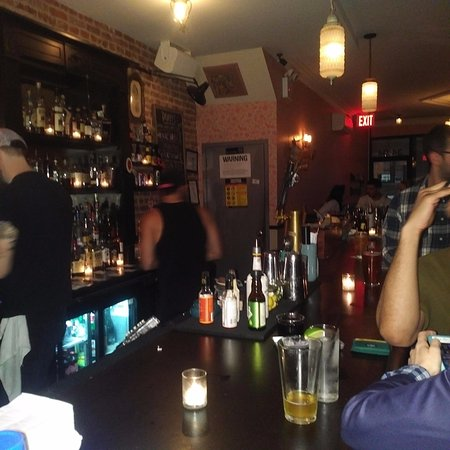 Astoria, Estado de Nueva York: Bar life