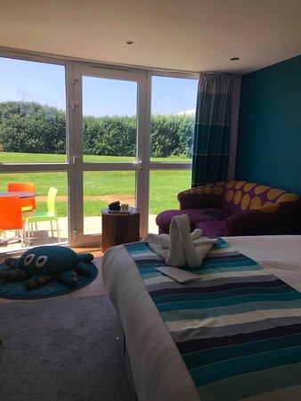 Butlins Shoreline Hotel: View of room 139