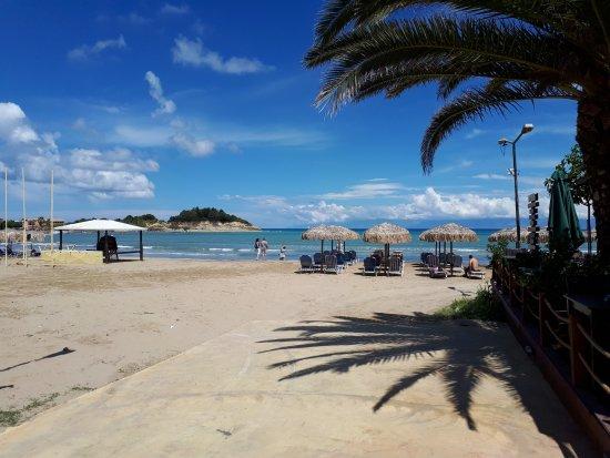 Nibaki Beach Hotel Corfu