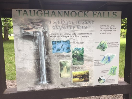 Trumansburg, NY: Taughannock Falls State Park