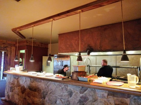 Sonoita, AZ: the cooking area