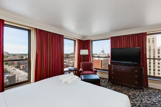 President Abraham Lincoln Springfield - a DoubleTree by Hilton Hotel Photo