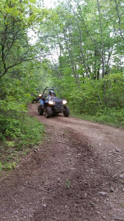 Pocono Outdoor Motorized Tours