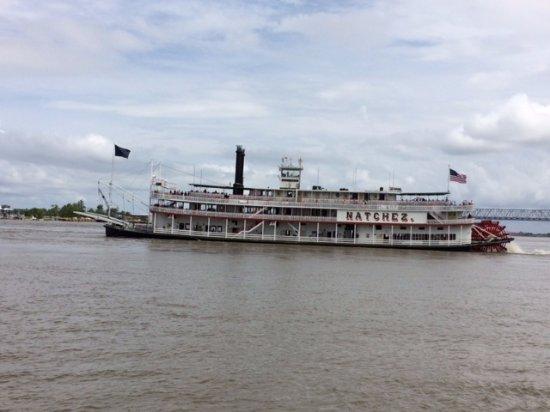 لافايت هوتل: Misisipi trip boat