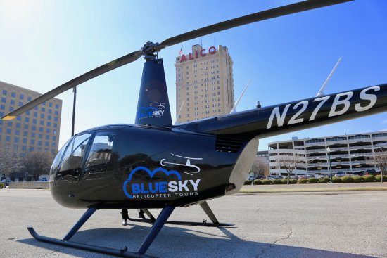 BlueSky Helicopter Tours
