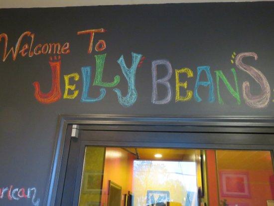 Painted Post, Estado de Nueva York: Welcome to Jelly Beans
