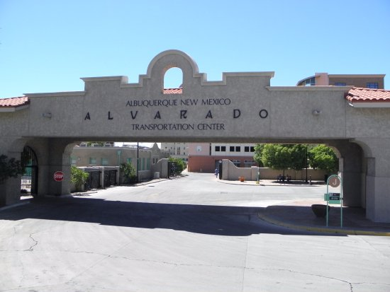 ‪Alvarado Transportation Center‬