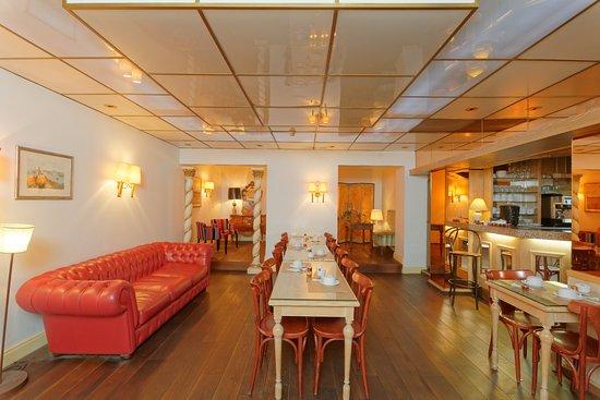Hôtel Royal Wilson Hôtel pour séjours affaires et Tourisme au centre de Toulouse avec garage