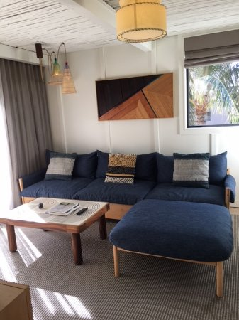 Good The Surfjack Hotel U0026 Swim Club: Cozy Living Room In One Bedroom Suite. Awesome Ideas