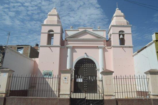 Capilla La Veronica: fachada
