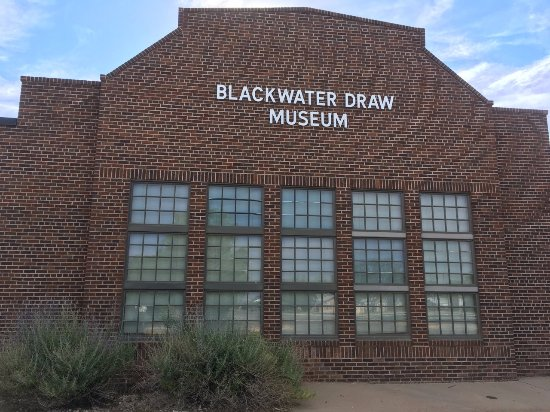 Blackwater Draw Museum