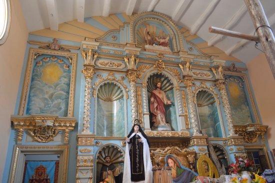 Chiclayo, Peru: altar mor