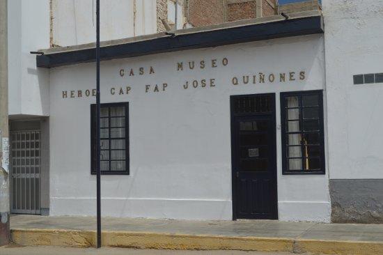 Casa Museo Jose Abelardo Quinones Gonzales
