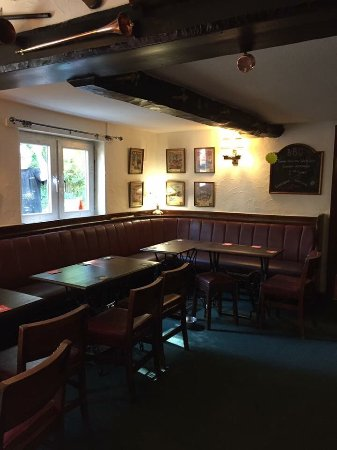 Stretton, UK: The new look
