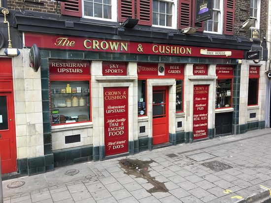 The Crown and Cushion: photo0.jpg