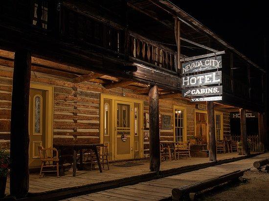 Montana: Step into history.
