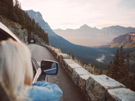 Montana: Road trip through the state.