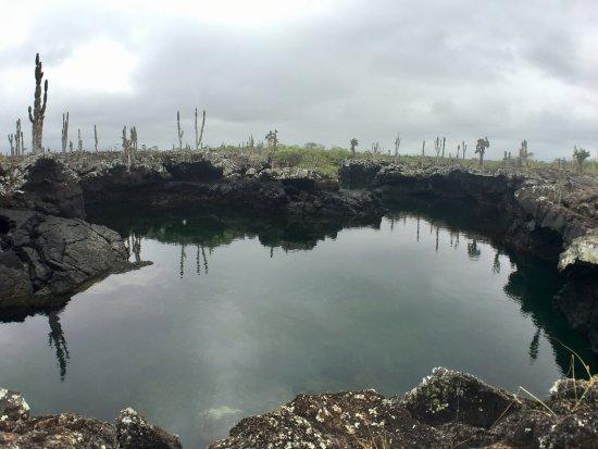 Puerto Villamil, Ecuador: Los Tuneles