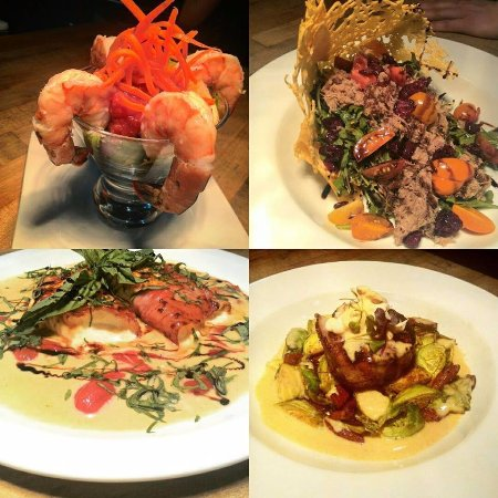 Bigfork, MT: A part of our Valentine's Day 2017 prix fixe menu