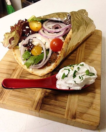 Bigfork, MT: Gyros available during lunch!