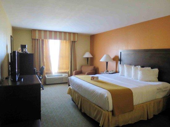 Muskogee, Oklahoma: Room 315 - very nice, slept great