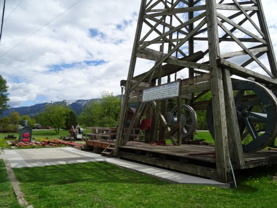 Fernie, Canada: Base of Track