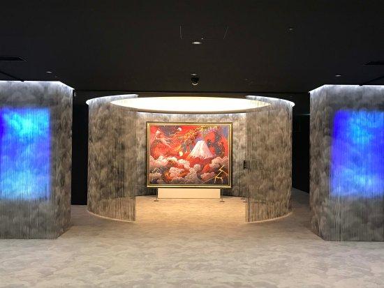 Koji Kinutani Tenku Art Museum