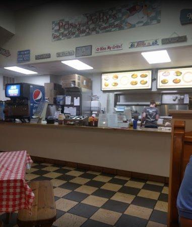 Kernersville, NC: Counter