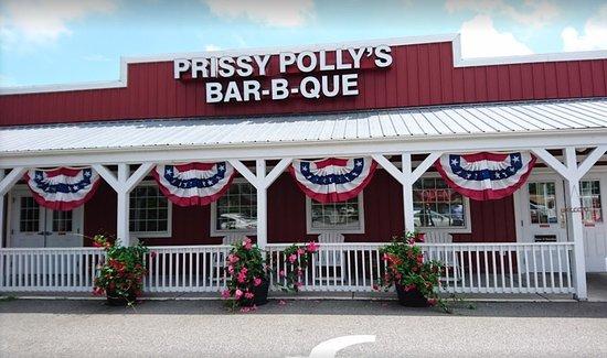 Kernersville, Carolina del Norte: Front of Restaurant