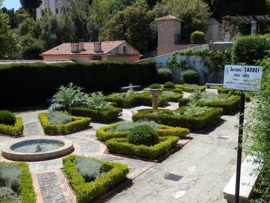 Tr s beau picture of jardin du monastere de cimiez nice for Jardin nice