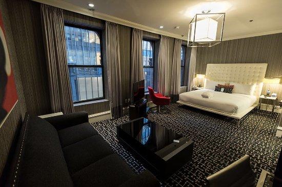 Moderne Hotel Image