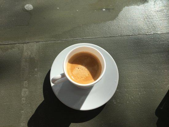 Driftwood Cafe: espresso