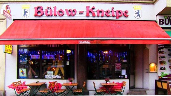 Bülow Kneipe