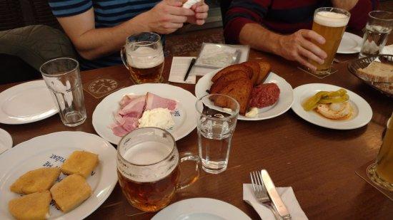 Prague Food Tour: Czech Beer Food!