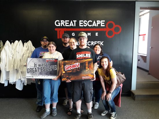 ‪Great Escape Game‬