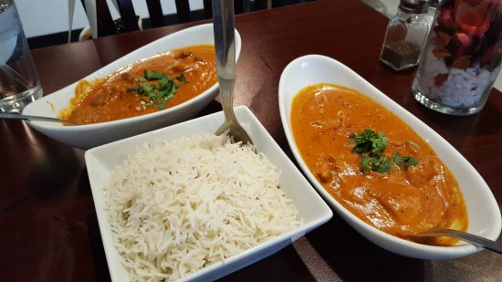 Best Indian Food In Phoenix Review Of Saffron Indian Bistro Glendale Az Tripadvisor
