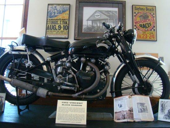 Sturgis Motorcycle Museum & Hall of Fame: bike