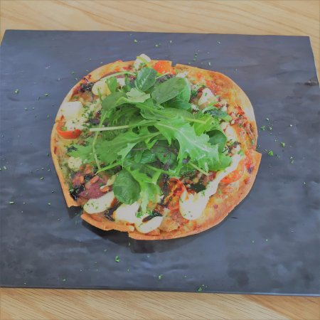 Palmerston North, New Zealand: Special: Pulled Pork Pizza