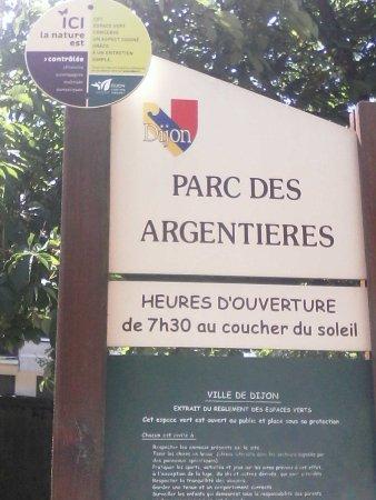 Parc des Argentieres