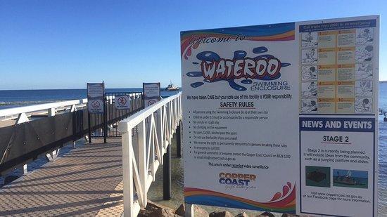 Wallaroo, Australia: Wateroo