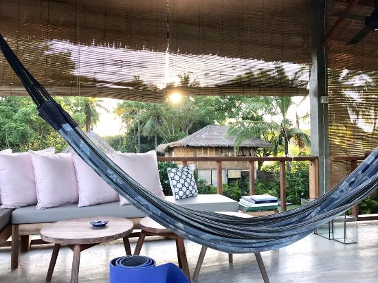 Balcony - Picture of Manusia Dunia Green Lodge, Gili Air - Tripadvisor