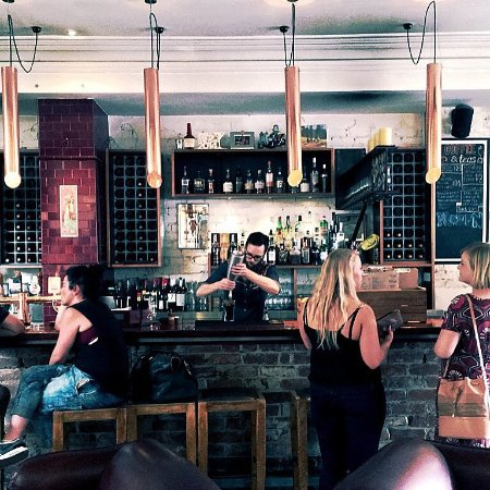 Mount Lawley, Australia: The Bar
