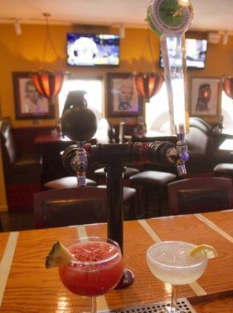 Howell, MI : Try our signature Margaritas and Bombers right from the tap