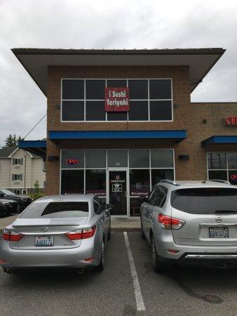 Dupont, WA: I Sushi-Teriyaki