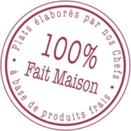 Tous Nos Plats Sont Fait Maison Avec Des Produits Frais µン Öリユー L Horizonの写真 Èリップアドバイザー