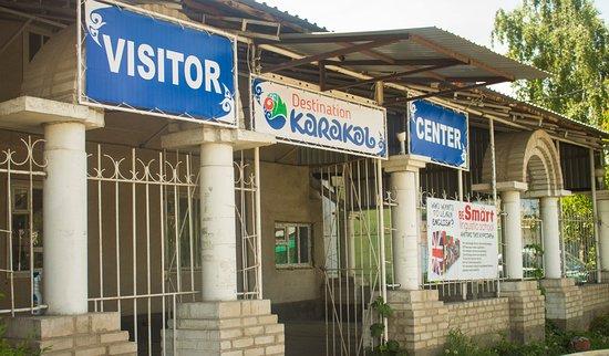 Destination Karakol Visitor Center