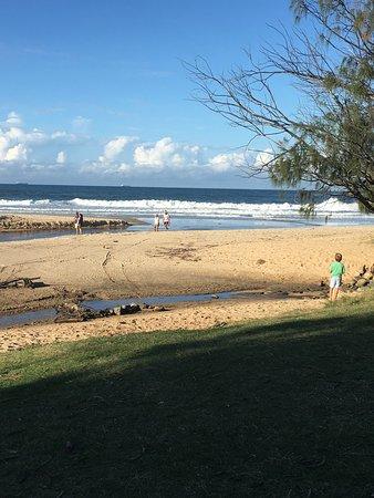 Dicky Beach Foto