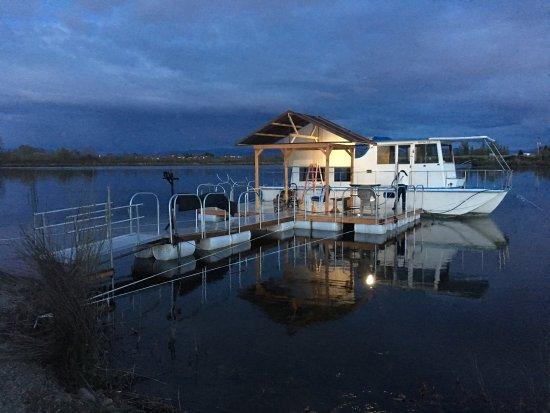 Central Point, Oregón: Rogue Jet Boat Adventures