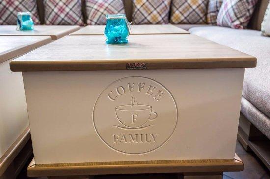 Family Bansko Coffee & Kids Club: design separe